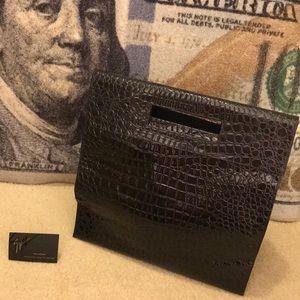 Giuseppe Zanotte Designs 🇮🇹 handbag.